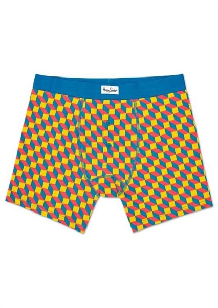 Bielizna męska Happy Socks Boxer Brief FIO83-2000