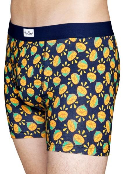 Bielizna męska Happy Socks Boxer Brief LIM83-6000