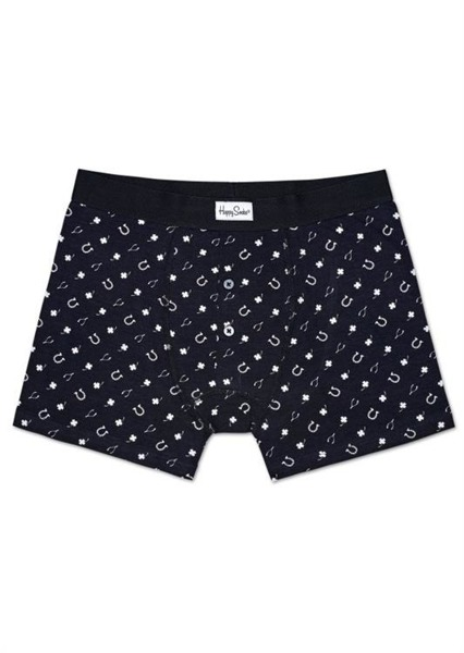 Bielizna męska Happy Socks Boxer Brief LUC83-9000