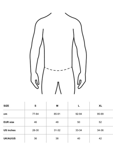 Bielizna męska Happy Socks Trunk BLU87-9000