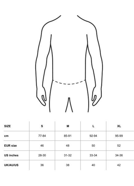 Bielizna męska Happy Socks Trunk MJA87-9000