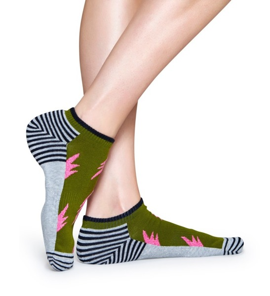Skarpetki ATHLETIC LOW Happy Socks ATFLA05-7000