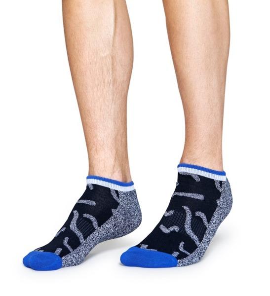 Skarpetki ATHLETIC LOW Happy Socks ATPAP05-6000