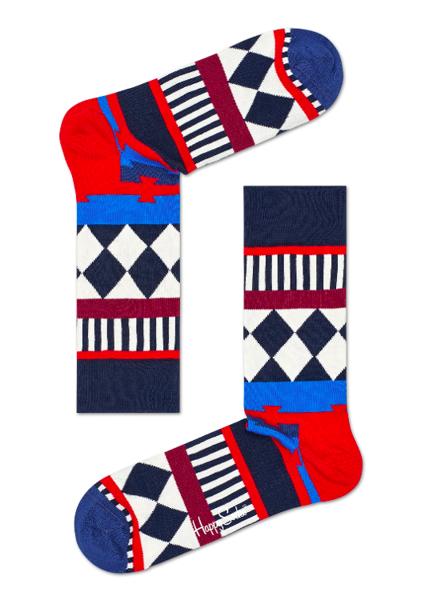 Skarpetki Happy Socks 10th Annivarsary DIT1001-4000