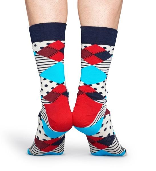 Skarpetki Happy Socks 10th Annivarsary MUL1001-6000