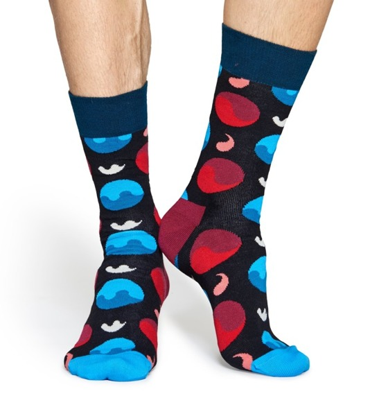 Skarpetki Happy Socks YIN01-9000