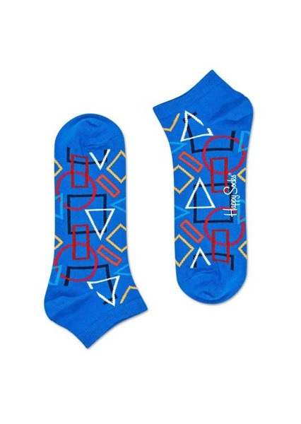 Skarpetki LOW Happy Socks GEO05-6000