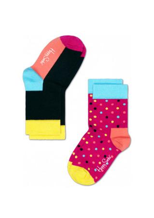 Skarpetki dziecięce Happy Socks KDO02-037